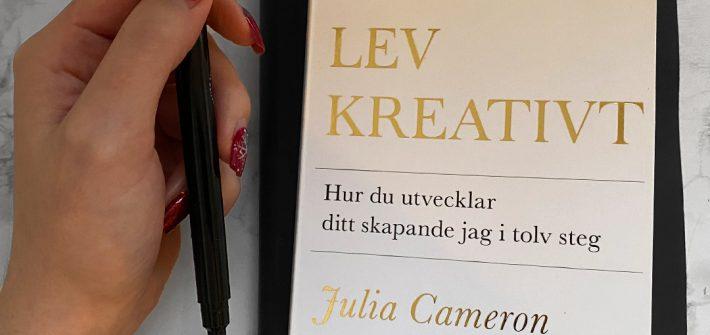 Lev kreativt av Julia Cameron